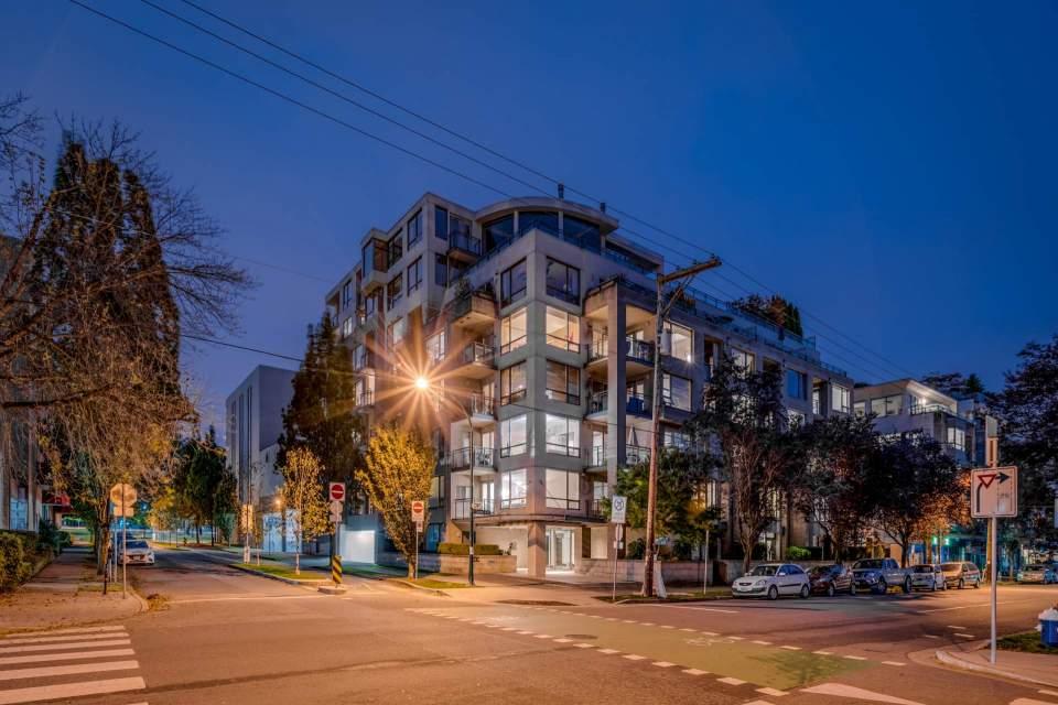 405 1888 York Avenue Vancouver