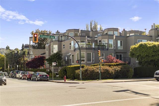 207 2110 Cornwall Avenue Vancouver